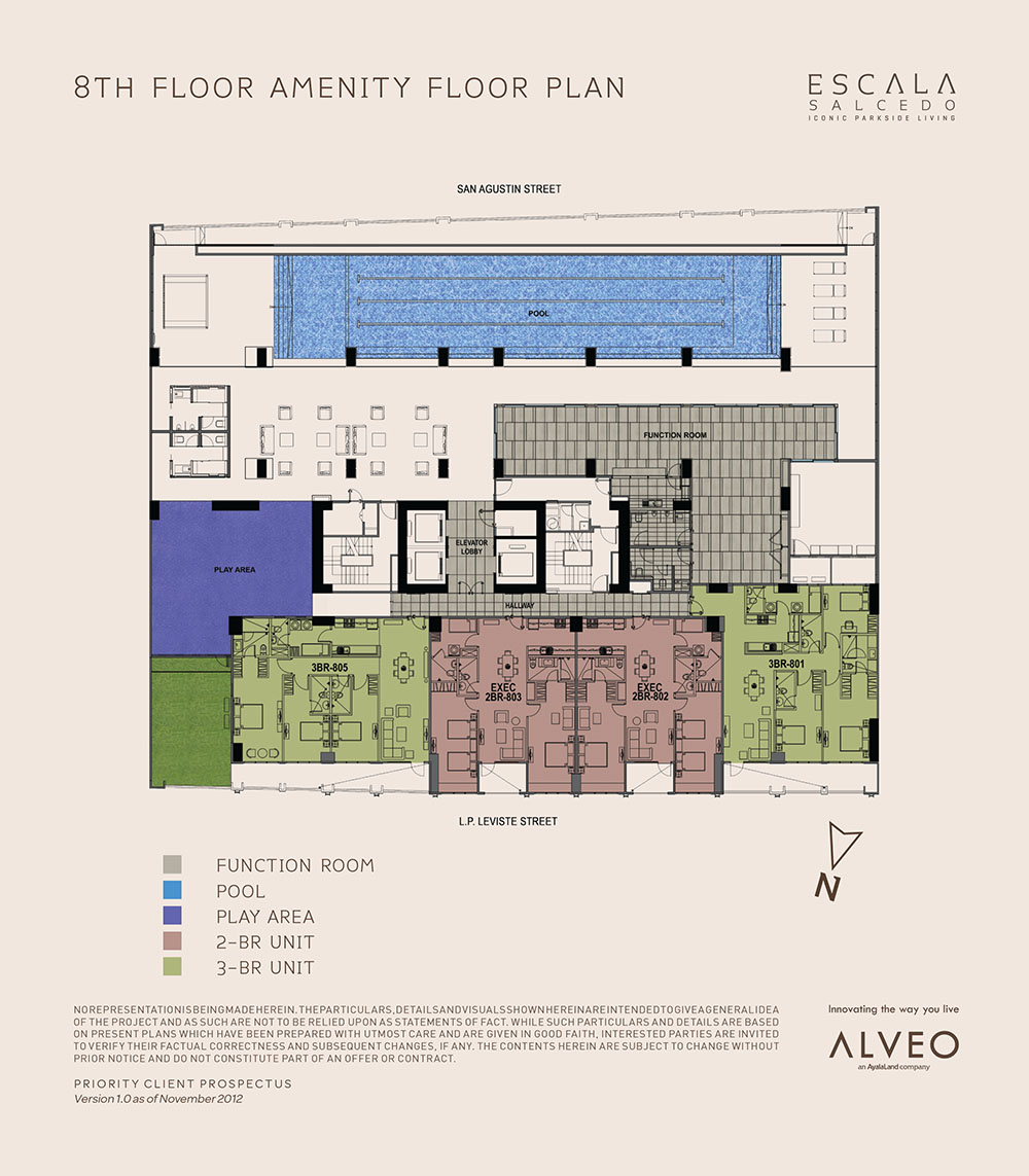 Escala Salcedo Makati Condo For Sale Alveo Land Properties