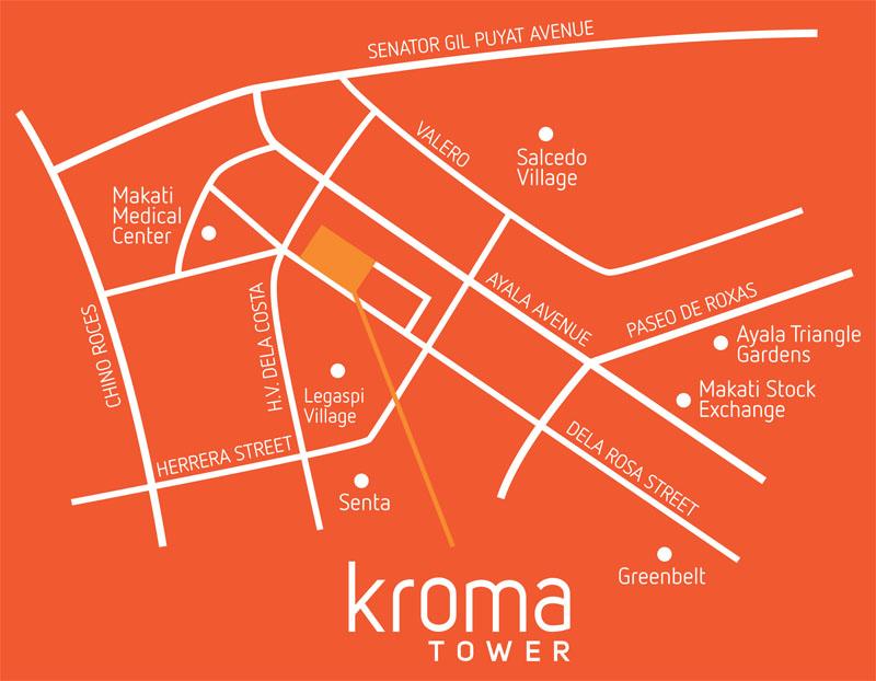 kroma-map