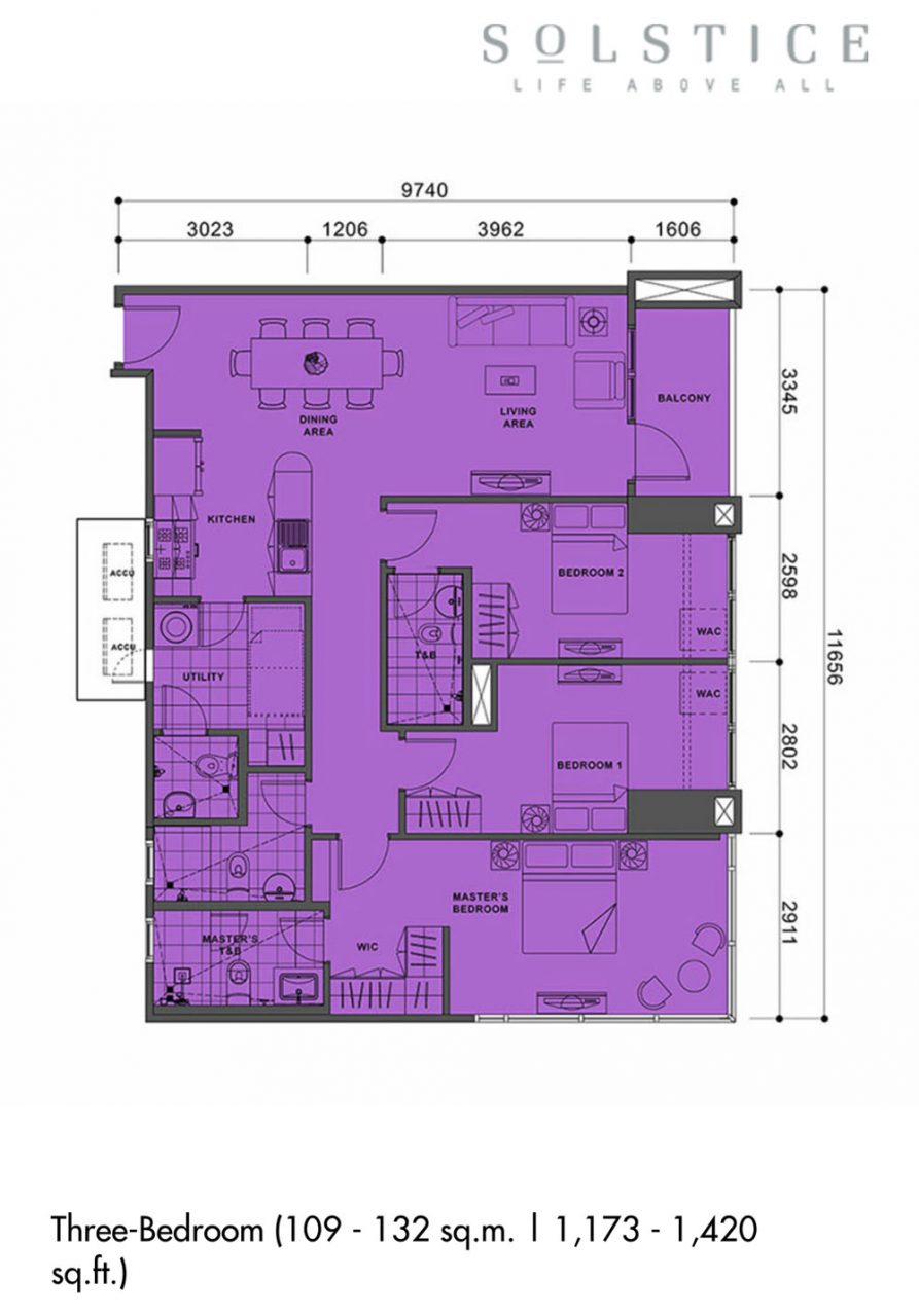 Solstice Circuit Makati Condo Alveo Land Properties