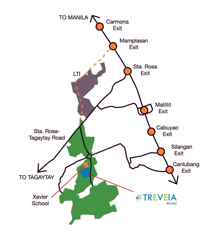 treveia-map