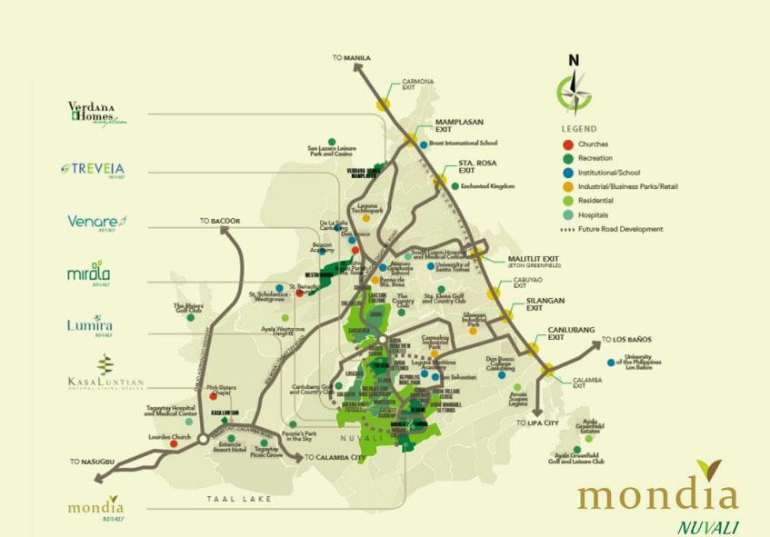 mondia-map